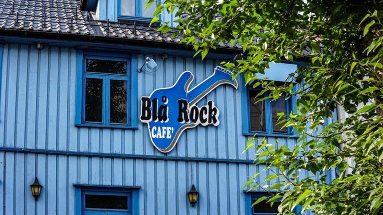 Blårock, Tromsø