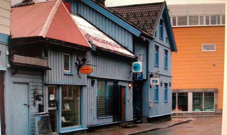 Blårock, Tromsø. Tidlig 2000-tallet.